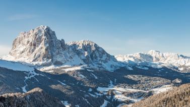 Kaiserwetter beim exklusiven Skirlaub in Südtirol