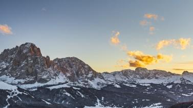 Alpenglow Sassolungo Val Gardena Almhotel
