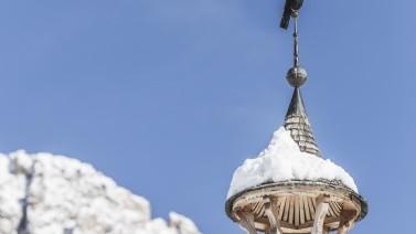 Dachspitze am Col Raiser in Gröden