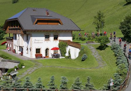 Residence Anna St. Christina Gröden