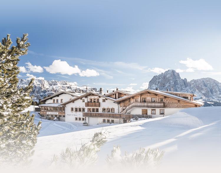 Home almhotel col raiser hotel in st christina gr den for Design hotels skiurlaub